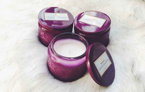 How long does an aromatherapy candles burn?