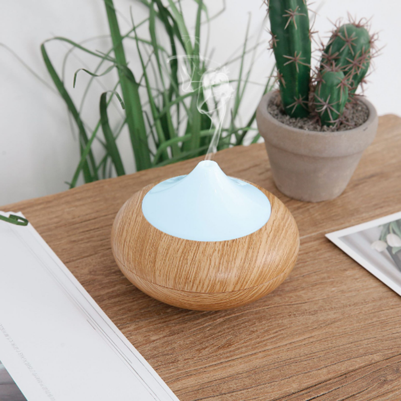 Wholesale customized ultrasonic aromatherapy essential oil diffuser cool mist humidifier UK