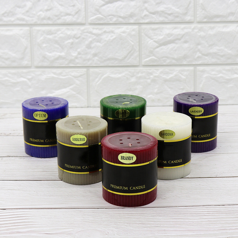 Free samples supply Wholesale scented pillar candle UK ...
