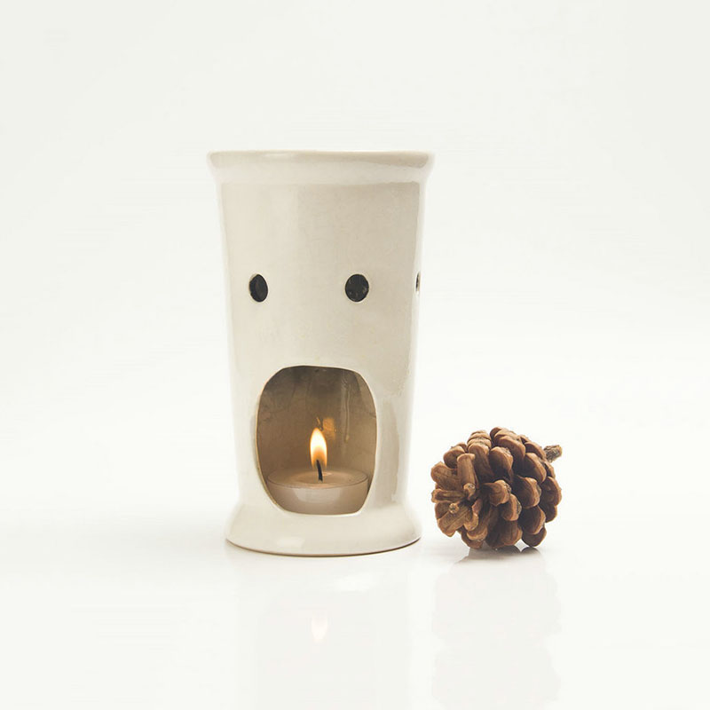 Various sizes and shapes ceramic fragrance candle oil burner wholesale
