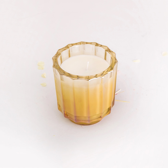 Custom private label Ireland 120g glass jar scented candles manufacturer brand - Caifede candles
