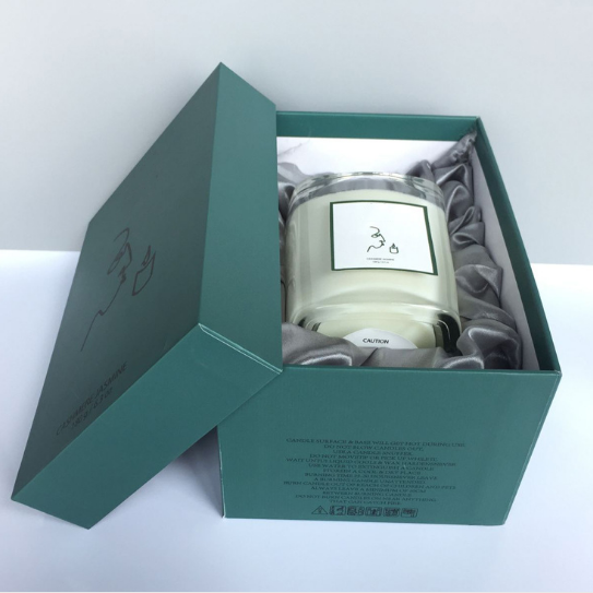 Wholesale 180g Custom private label scented candle manufacturers UK