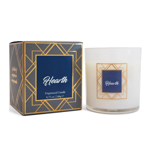 Own brand custom private label scented natural soy wax candles UK supply free samples