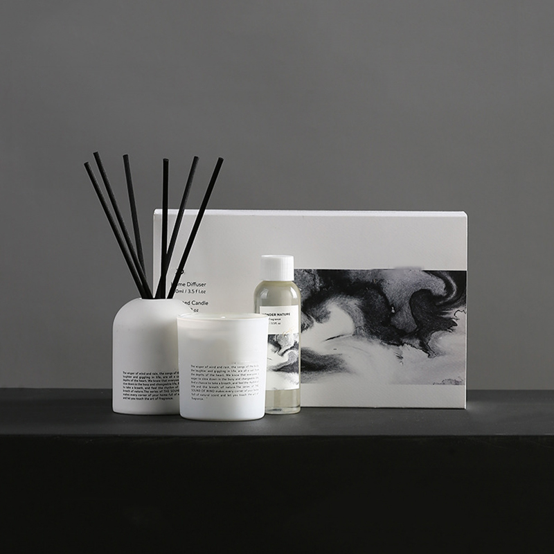 Customized own brand luxury candle and diffuser set  (6).jpg