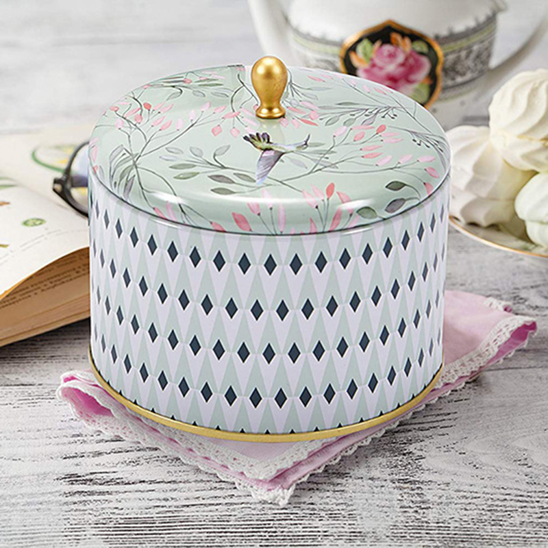 Candle Vendor Personalized wholesale large scented travel candle tin wholesale candle in tins