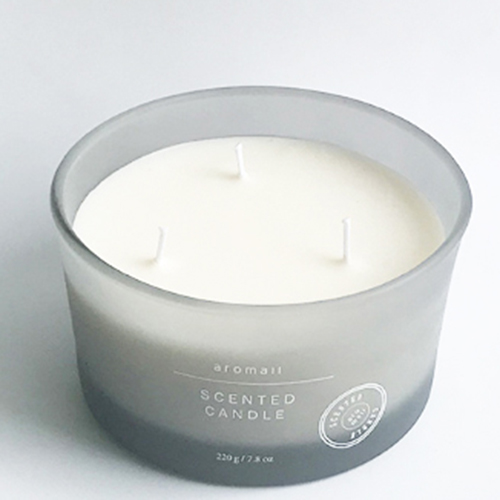 Free samples supply large scented soy wax candles manufacturers China custom private label