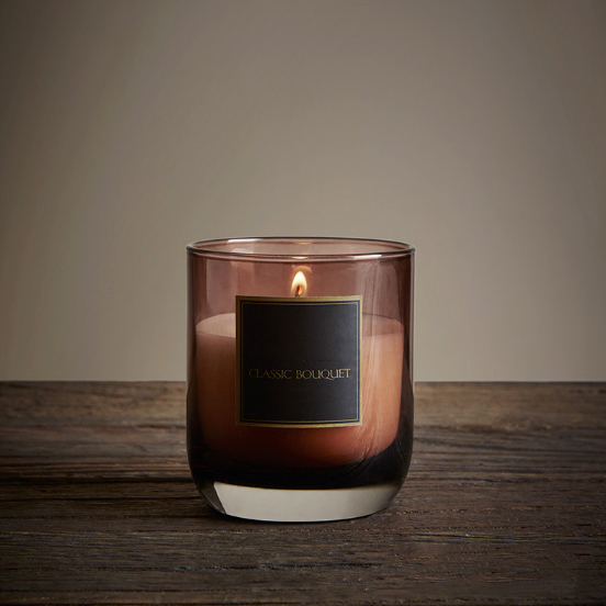 UK luxury customize private label scented candles manufacturers for home fragrance