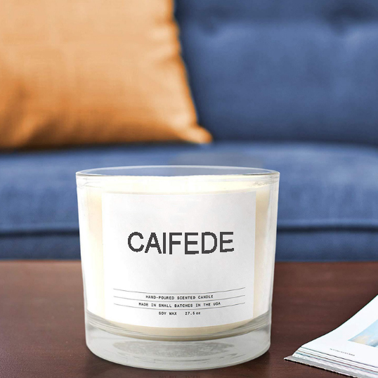 Wholesale Private Label Hand Pour Natural Soy Wax Scented