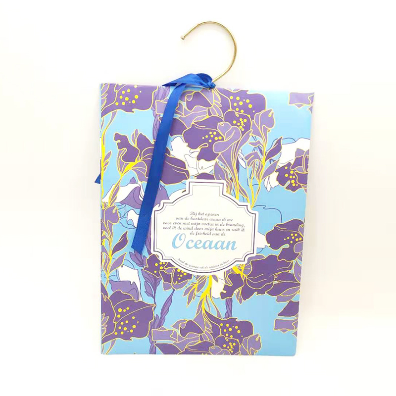 Free samples supply scented sachets UK with own brand name customized label
