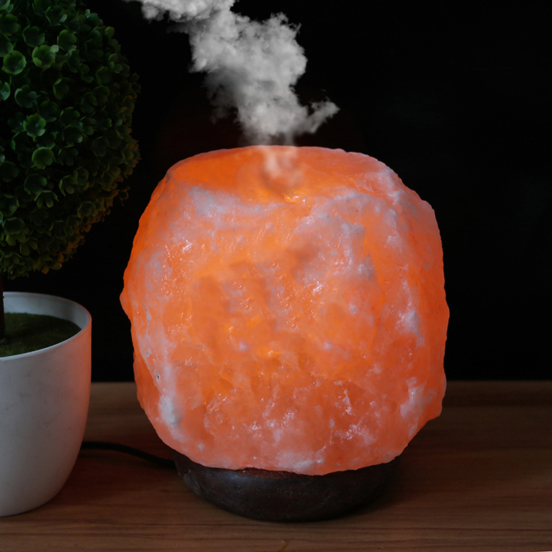 Wholesale Himalayan salt lamp diffuser manufacturers Canada for home decor