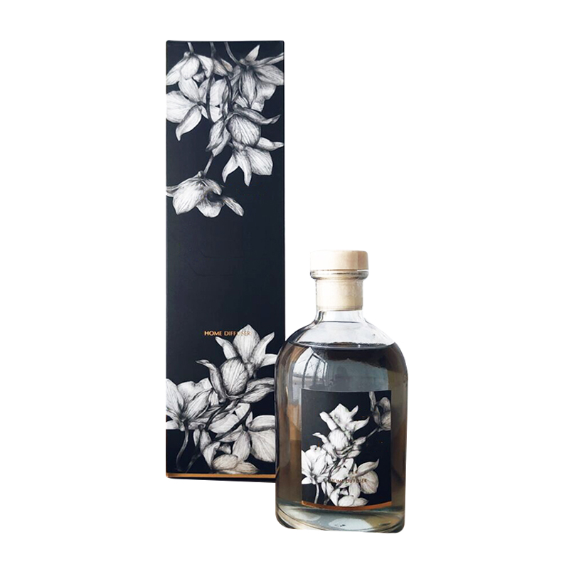 Home fragrance supplier wholesale room reed diffuser oil France with private label