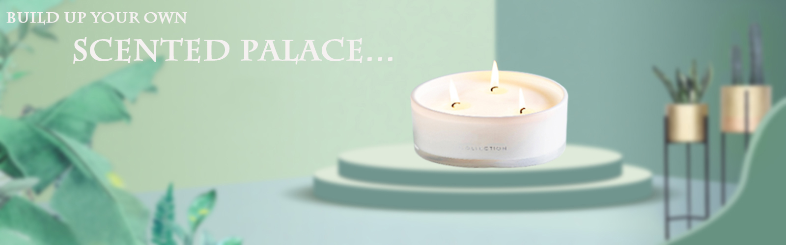Scented candles manufacturer