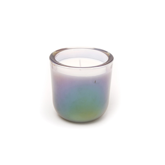 8*9cm Wholesale glass scented candles custom priva...