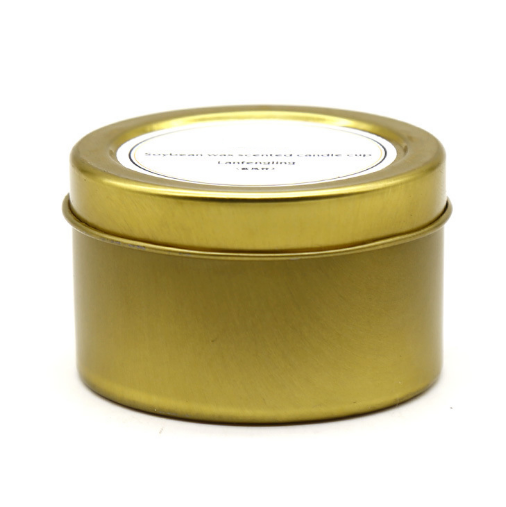 China different sizes scented natural soy wax candle with private label and custom packaging